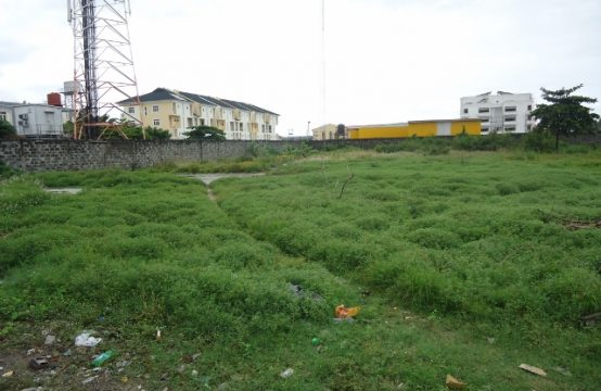 Fenced Residential Land