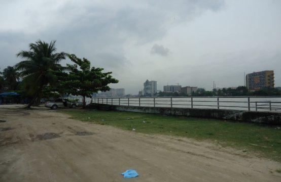 5,100sqm Waterfront Land
