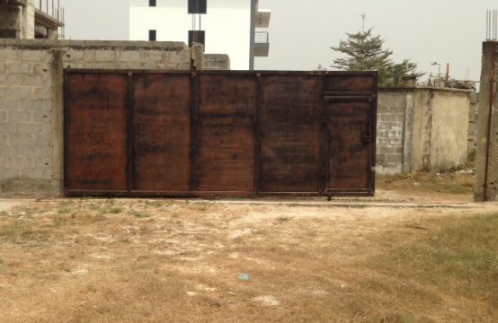 1400sqm Water-Front Land