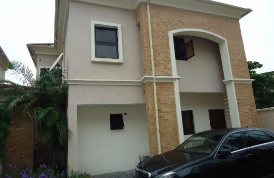 Serviced 3 Bedroom Semi-Detached House