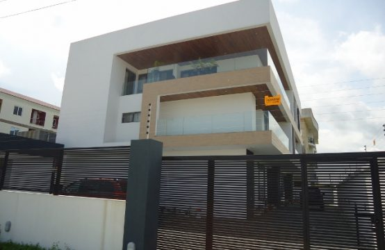 New 4 Bedroom Luxury Terrace Duplex