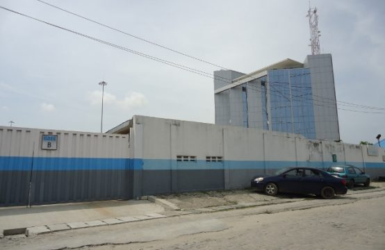 4100sqm Land beside Diamond Bank Head-Office