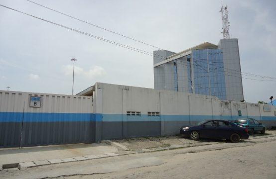 4100sqm Land beside Diamond Bank Head-Office