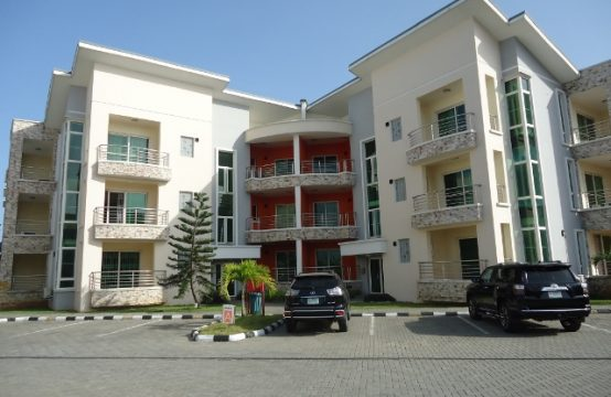 Luxury 4 Bedroom Serviced Terrace Duplex