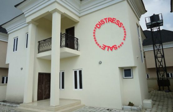 4 Bedroom Detached House (Distress Sale)