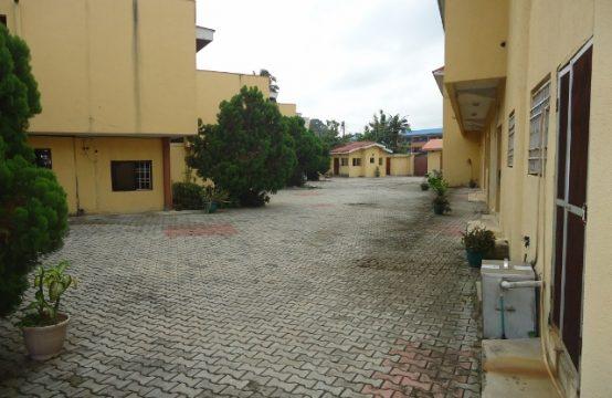 Hotel Development on 3516sqm Land