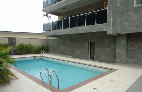 Luxury and Fully Serviced 3 Bedroom Apartment