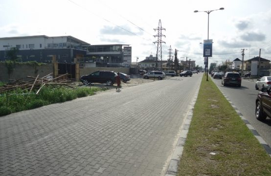 1230sqm Prime Commercial Land along Admiralty Way