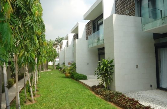 Furnished Luxury 4 Bedroom Terrace Duplex off Bourdillon Road