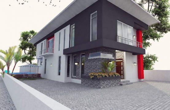 New Luxury 5 bedroom Detached House off Admiralty Road