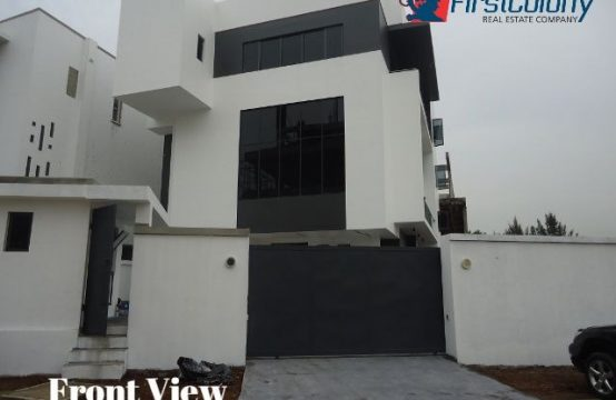 New 5 Bedroom Detached House with Excellent Finish