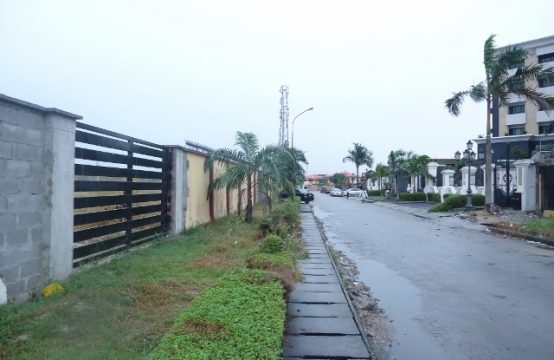 8500sqm Fenced Land for Mixed-Use Development