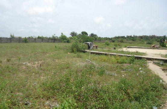 78,000sqm Land along Lekki-Epe Expressway