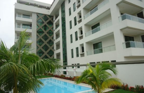 Serviced 4 Bedroom Luxury Apartment with Excellent Facilities