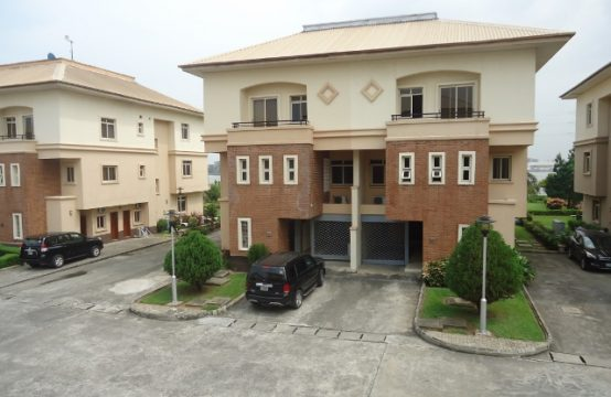 Fully Serviced 4 Bedroom Semi-Detached Duplex with Excellent Facilities