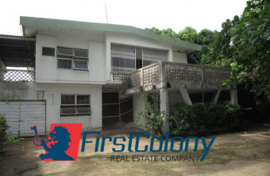 4 Bedroom Detached House on 1100sqm for Office Use