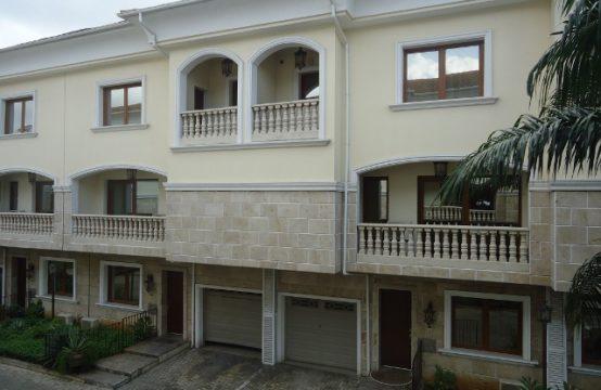 Luxury 4 Bedroom Terraced Duplex with Excellent Facilities