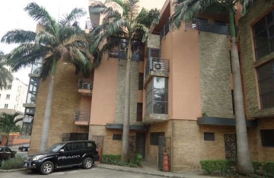 Furnished 4 Bedroom Terraced Duplex with Excellent Facilities