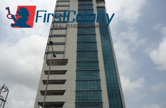 6,662sqm Corporate Office Building on 15 Floors