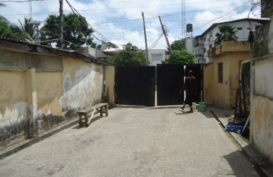 4400sqm Fenced Land for Mixed Use Development