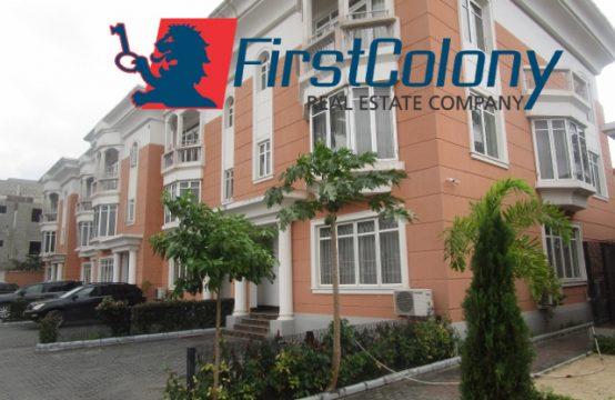 4 Bedroom Terrace Duplex with Excellent Facilities