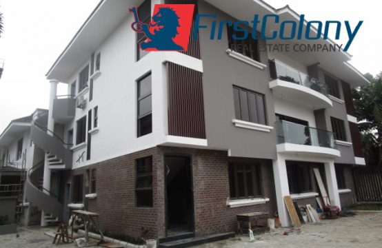 Newly Built 3 Bedroom Apartment with Ample Premises