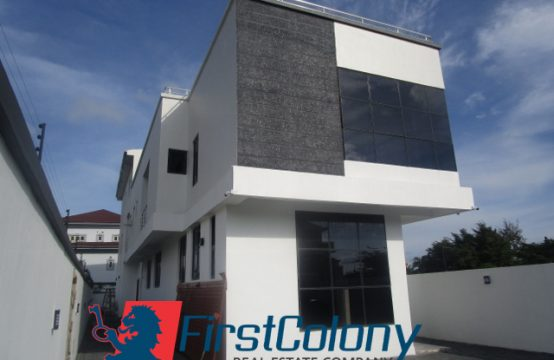 Well Finished 4 Bedroom Semi-Detached Duplex (New)