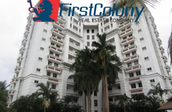 Fully Serviced 3 Bedroom Apartment with Excellent Facilities