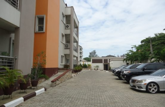 Exquisitely Furnished 2 Bedroom Apartment