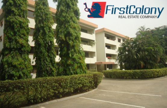 Upscale Serene 3 Bedroom Apartment with State-of-the-Art Facilities
