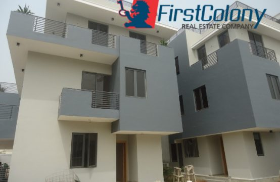 Brand New Luxury 4 Bedroom Terrace House