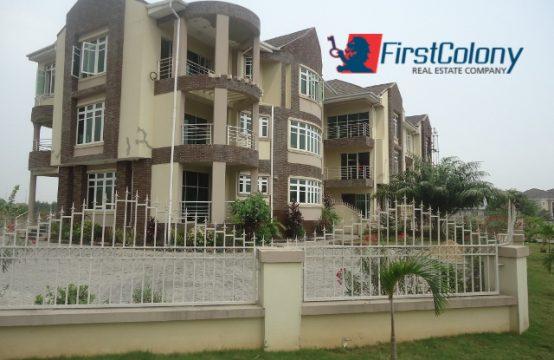 Newly Built 4 Bedroom Luxury Terraced Duplex