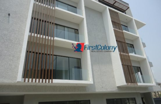 Contemporary 4 Bedroom Terrace Duplex with Excellent Facilities