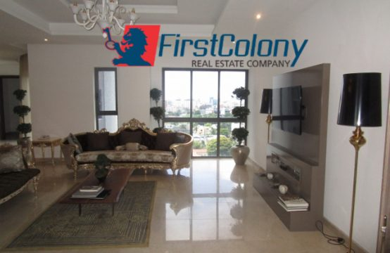 Fully Furnished Upscale 5 Bedroom Pent-Floor Maisonette