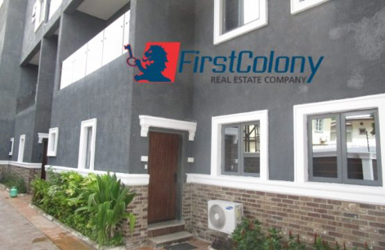 Fully Furnished 4 Bedroom Luxury Terrace Duplex