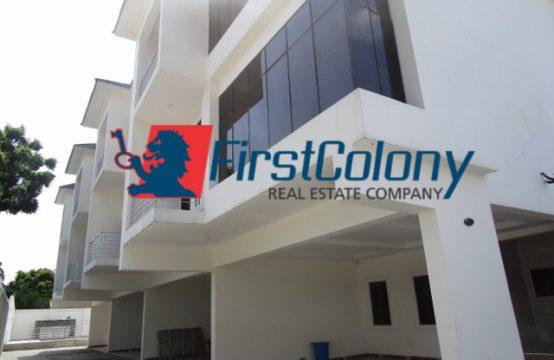 Newly Built Luxury 4 Bedroom Terraced Duplex (Fully Serviced)