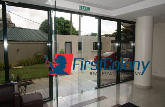 144sqm Prime and Fully Serviced Office Space