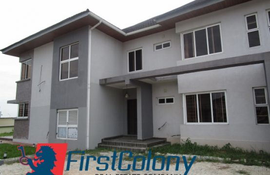 Newly Built 4 Bedroom Semi-Detached Duplex