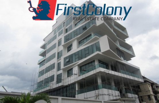 Newly Built, Up-Scale and Ample 3 Bedroom Apartment (Fully Serviced)