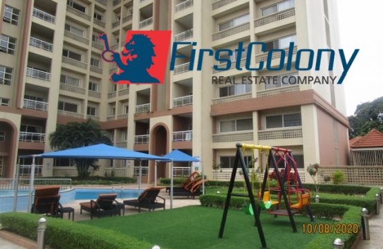 Ample, Luxury 3 Bedroom Apartment with Excellent Facilities