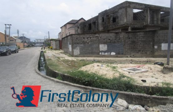 1408sqm Corner-piece Land with 4 Uncompleted Duplexes